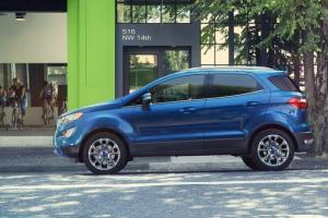 Ford Ecosport mới