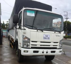 Xe tải Vĩnh Phát 8tan2, 8.2tan, 8200kg máy Isuzu chính hãng.
