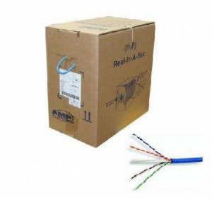 Phân phối cáp mạng cat6 AMP, cable cat6 chính hãng,dây cáp mạng cat6