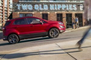 Ford ecosport tây ninh