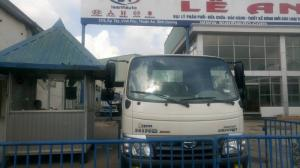 Xe tải Hino WU342 JD3 - 4.7 tấn khuyến mãi lớn trong tháng 10