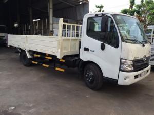 Chỉ cần trả trước có thể sở hữu được ngay xe tải Hino XZU730L 5 Tấn