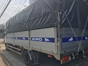 Chỉ cần trả trước 160 triệu có thể sở hữu ngay xe tải HINO FC9JLSW 6.4 tấn
