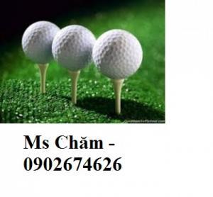 Bóng golf nhập khẩu giá rẻ chất lượng tốt