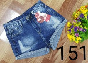 Short Jean nữ rách