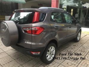 Khuyến mại cực lớn!!! Ford Ecosport Titanium 2017 - Hỗ trợ trả góp 85%