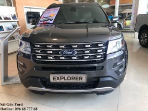 Giá xe Ford Explorer 2017 nhập khẩu tại Việt...