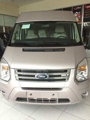 Ford Transit Tây Ninh, bán xe Transit 2017 ba phiên bản, Giá ưu đãi