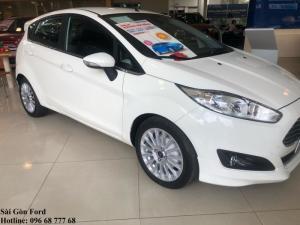 Ford Fiesta 2018, trả trước 150 triệu
