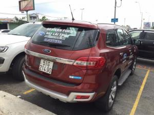 Bán Ford Everest 4x2 AT Titanium sx 2016