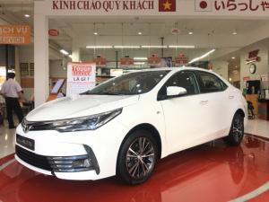 Toyota Altis 2018 - Khuyến mãi khủng - Giao xe ngay