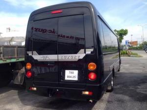xe khách Fuso Rosa Luxury 19 ghế thân dài