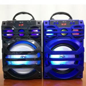 Loa Bluetooth YB 10 loa thùng 3D cực lớn