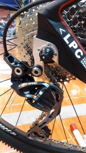Xe đạp Motachie Whirl 1080 2017, mới 100%, miễn phí giao hàng