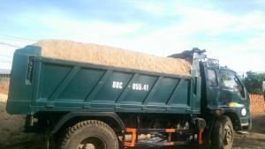 Cần bán 1 xe tải ben hiệu Thaco