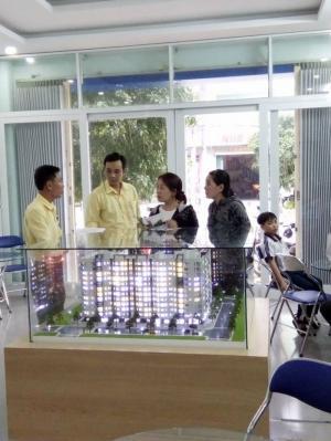 Căn hộ chung cư Phú Thịnh đường 16/4 lh mr Linh