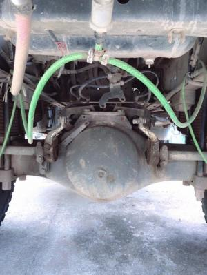 Bán xe tải ben 8 tấn DONGFENG Hoàng Huy nhập khẩu đời 2011 cầu howo