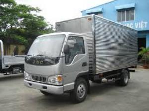 Xe tải jac_ 1.49t_ vay trả góp