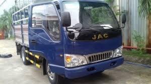 Xe tải Jac 2.4t, cho vay trả góp,