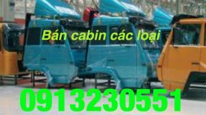 Bán cabin howo 371, a7, huyndai, camc, veam, vinaxuki, Suzuki, giải phóng, Việt trung