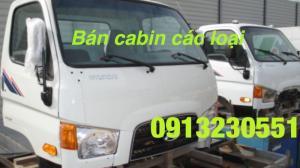 Bán cabin vinaxuki, howo 371, a7, huyndai,...