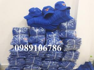 In áo xanh tình nguyện giá rẻ