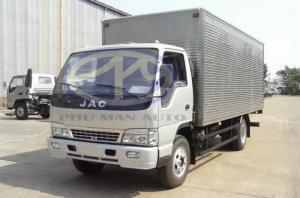 Xe tải 4.9 tấn - Xe tải Jac 4.9 TẤN ( 5000 KG ) - HFC1061KT.E2025