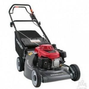 Máy cắt cỏ đẩy tay HRJ196, máy cắt cỏ honda HRU196