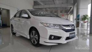 Honda City 1.5 Cvt 2017 Mới