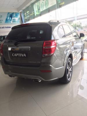 Chevrolet Captiva 2017 Thanh Toán 10% Nhận Xe Ngay