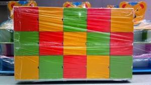 Tủ đựng tư trang dành cho các bé tại các trường mầm non