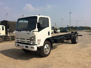 Xe tải Isuzu FN129 - 8T2 - 8.2 Tấn - Chassis