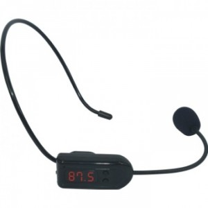 Mic trợ giảng không dây FM Wireless Amplifier, Phụ kiện trợ giảng tiện dụng - MSN181296
