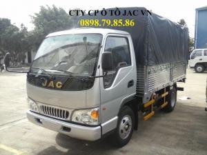Xe tải Jac 1.49t/ 1490kg chở hàng thùng dài 3m7