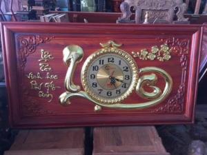 Đồng hồ chữ lộc