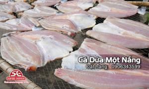 Cá dứa một nắng là một loại đặc sản ngon nổi tiếng