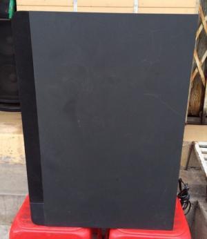 Sub Yamaha SW 100, 2 Bass
