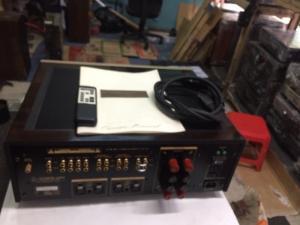 Chuyên Bán ampli Luxman L507 SII