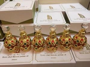 Nước hoa tinh dầu DUBAI