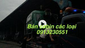 Bán cabin xe cuu long, Việt trung, trường...