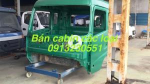 Bán cabin xe dongfeng, chenglong, balong, jac, camc, c&c, cuu long, hino, isuzu, huyndai