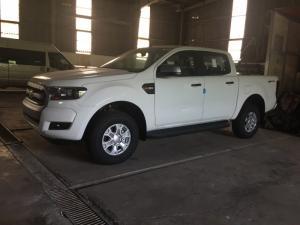 Bán Xe Ford Ranger XLS 2.2L Số Tự Động Màu Trắng Mới Nhất Tây Ninh, Giá Khuyến Mãi