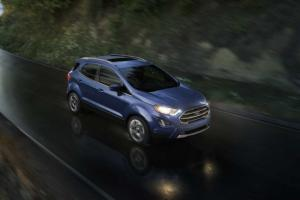 Ford Ecosport 1.5L AT Titanium giá tốt nhất thị trường,đủ màu, tặng bộ phụ kiện 30 triệu đồng