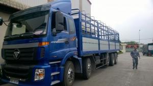 Bán xe tải 5 chân THACO AUMAN C34 tải 20,5 tấn