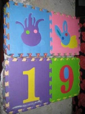 Thảm xốp dành cho các bé tại nhà và các trường mầm non