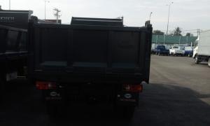 Xe tải ben 2,4 tấn máy HYUNDAI chạy thành phố