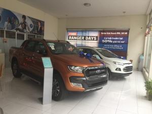 Khuyến mãi lớn mua xe Ford Ranger wildtrak,XLT,XLS, giảm ngay 40 triệu tại FORD TÂY NINH.