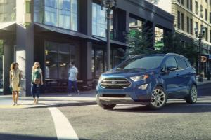 Giảm giá cuối năm, Ford Ecosport 2017, đủ màu, giao xe tận nhà