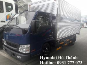 Giá xe tải IZ49 thùng mui bạt - Nhận đóng thùng theo yêu cầu khách hàng