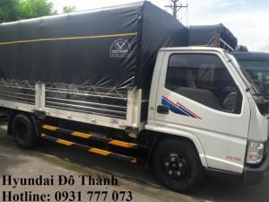 Mua trả góp xe tải IZ49 2.5 tấn